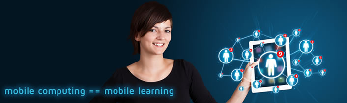 with mobile computing you can achieve new levels of educational excellence